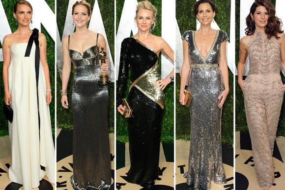 Vanity Fair Oscars Party 2013
