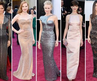 Best dressed at the 2013 Academy Awards