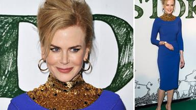 Nicole Kidman's most unusual outfits