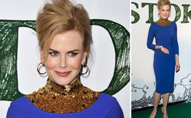Nicole Kidman's most unusual outfits
