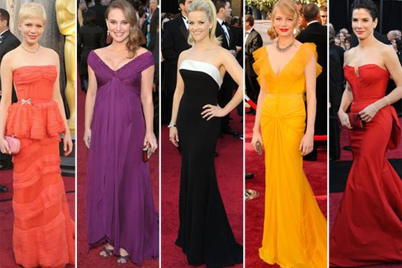 Frocks that rocked: The best-ever Oscars gowns
