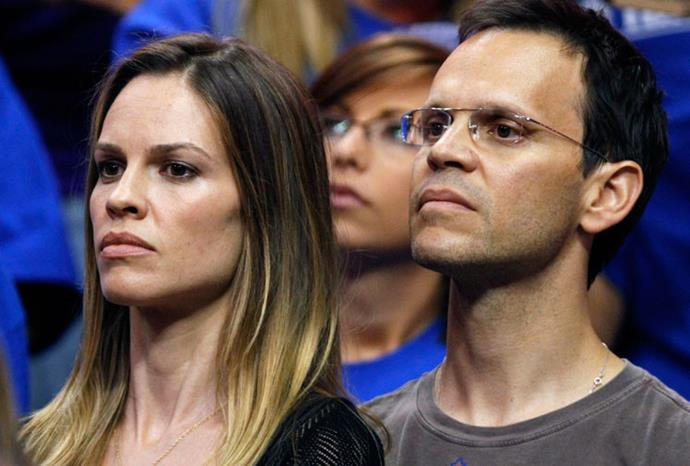 Hilary Swank and John Campisi were together for five years until 2012.