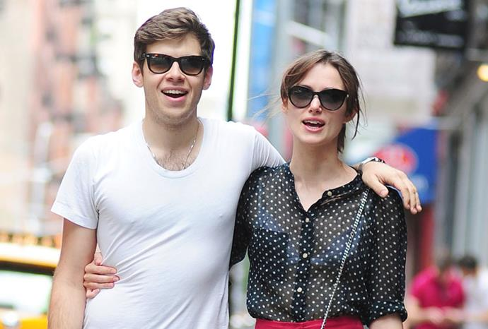 Keira Knightley and fiance James Righton look quite alike.