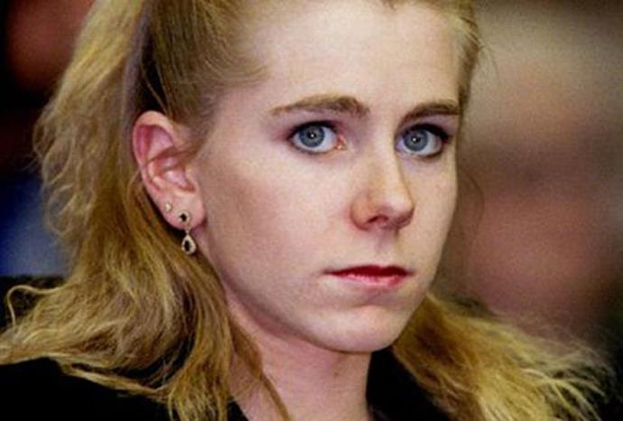 Figure skater Tonya Harding hired a man to break rival Nancy Kerrigan's leg in 1994.