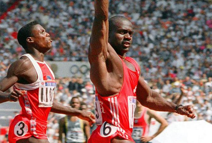 Sprinter Ben Johnson admitted using drugs to win at the 1988 Olympics.