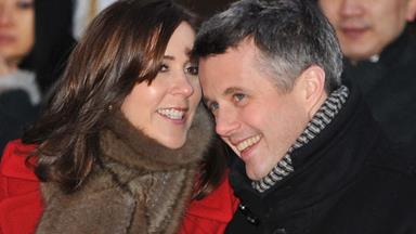Mary and Frederik's child-free Chinese getaway