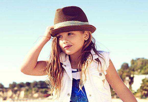 Baby beauties: Is six too young to model?