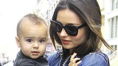 Flynn Bloom inherits Miranda Kerr's model looks