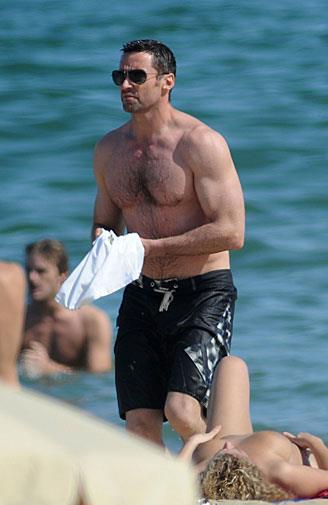 Hugh in Barcelona.