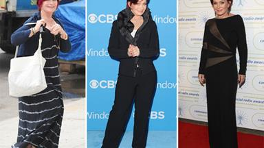 Sharon Osbourne: I've lost 13kg in three months