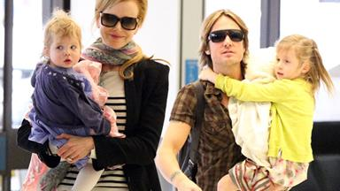Nicole Kidman and Keith Urban's daughters are growing up fast
