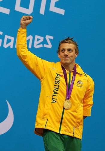 Swimmer Matthew Cowdrey is now our most successful Paralympian ever.
