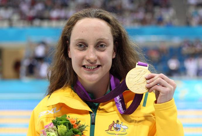 Prue Watt couldn't be happier with her gold in 100m breaststroke.