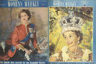 Our favourite retro royal covers