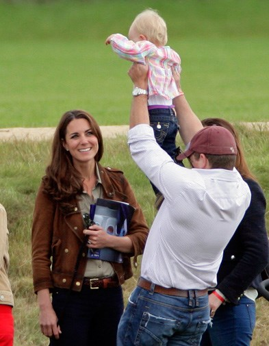 The Duchess of Cambridge was also a fan of Savannah.
