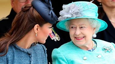 Kate Middleton: Queen in training