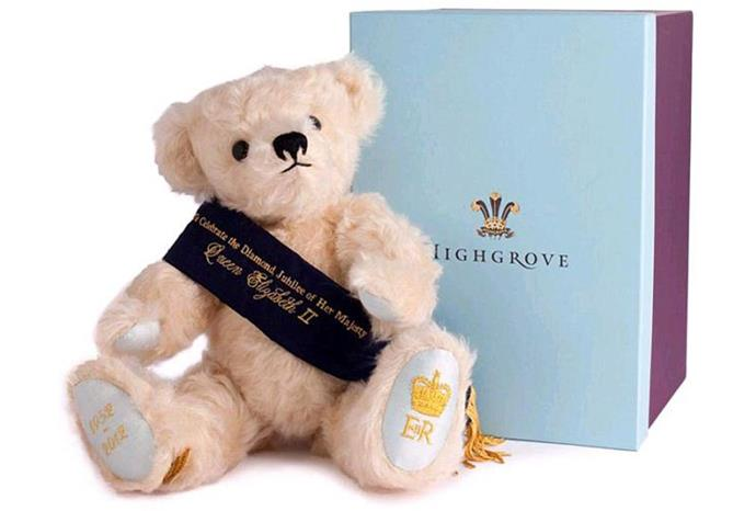 A limited edition mohair teddy bear costs $280.