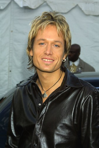 Keith at the American Music Awards in 2001.