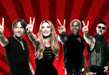 The best performances on The Voice