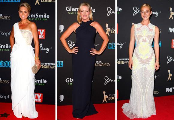 Best-Dressed At The 2012 Logie Awards  Australian Womens -7961