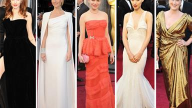 The best and worst dresses from the Academy Awards