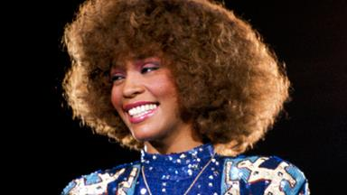 Whitney Houston's life in pictures