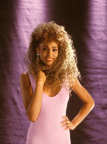 Whitney in 1987.