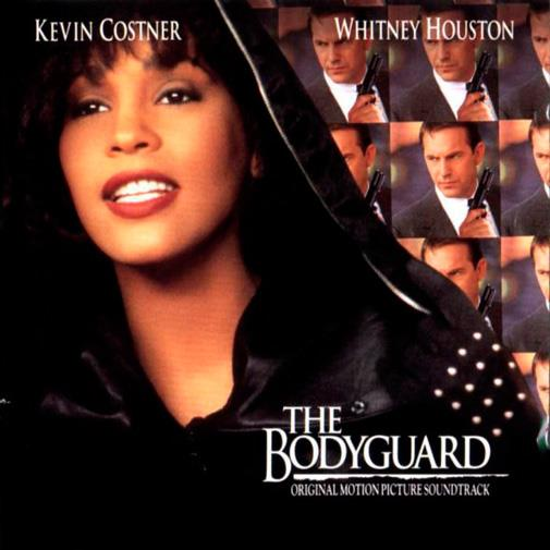 Whitney starred in *The Bodyguard*, which featured her signature song 'I Will Always Love You'.