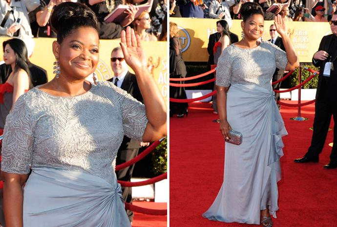 *The Help* star Octavia Spencer.
