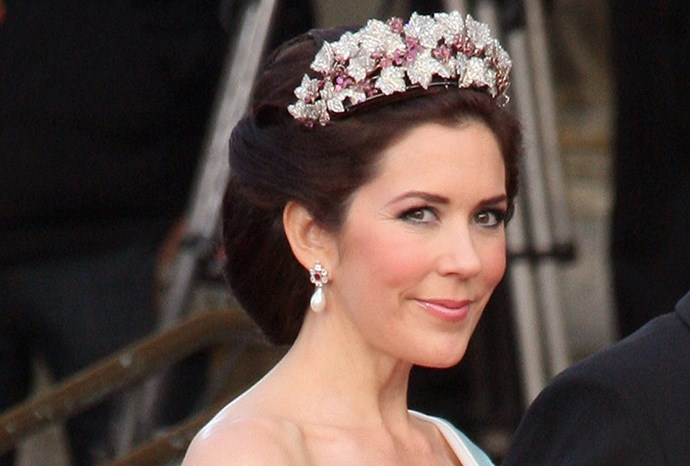Princess Mary turns 40 on February 5.