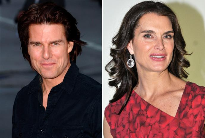 Tom criticised Brooke Shields' use of anti-depressants in 2005, saying mental illness was a myth.