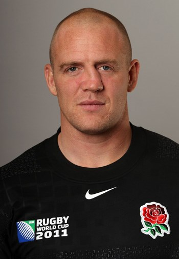 Ok, so England captain Mike Tindall isn't a hunk, but he is royalty!