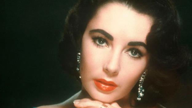 Elizabeth Taylor voted most photogenic celebrity