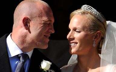 Royal wedding: Zara Phillips marries Mike Tindall