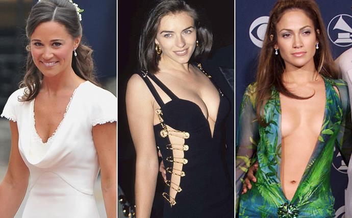 Dresses that made people famous