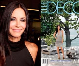 Sneak peek inside Courteney Cox's new home