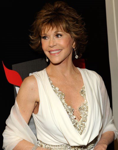 Jane Fonda in January, 2011, aged 73