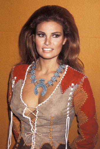 Raquel Welch in the 1970s
