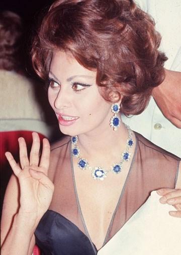 Sophia Loren in 1964
