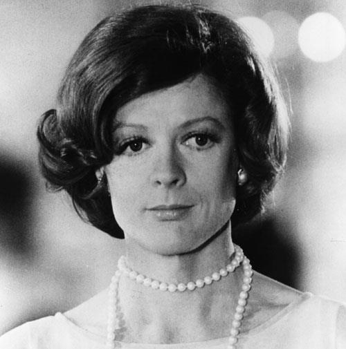 Maggie Smith in 1975