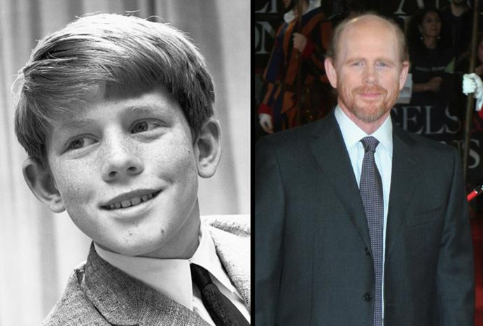 Ron Howard has written, produced and directed some of Hollywood's biggest films