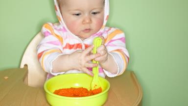 When to start your child on solids