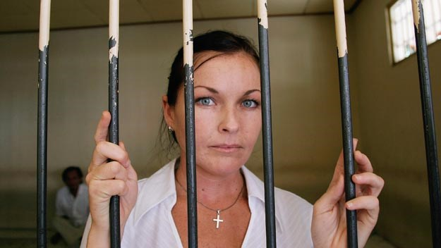 Schapelle Corby looking forward to 'cleansing swim'