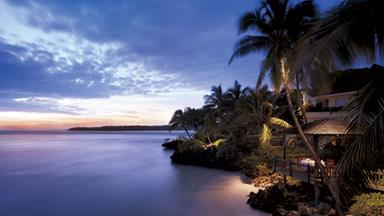 Fiji's Shangri-la: paradise found!