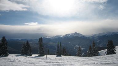 A skii holiday to Vail, Colorado