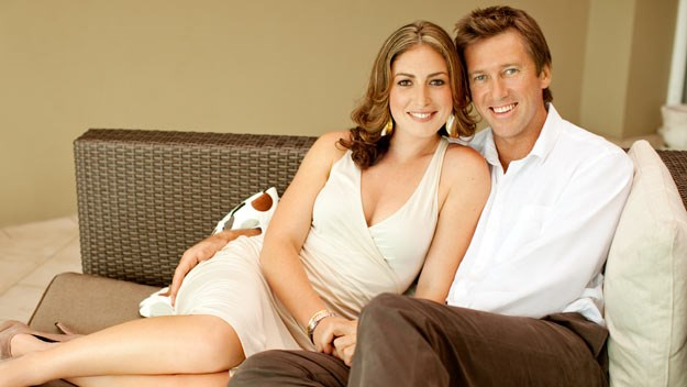 Glenn McGrath marries Sara Leonardi again