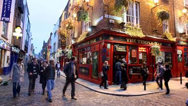 Luck of the Irish: the magic of Dublin
