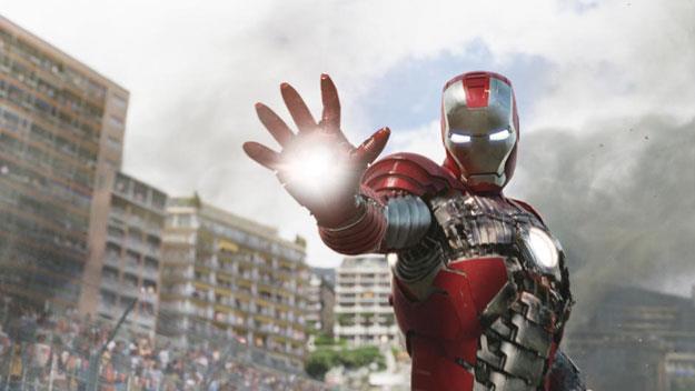 Robert Downey Jr. is back as billionaire industrialist Tony Stark, aka Iron Man.