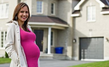 Having a baby? Don't tell your mortgage lender