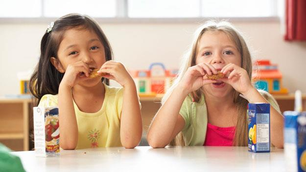 Food allergies — caring for children with allergies and intolerances